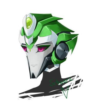 TFP Moonracer headshot  by Schwarz-one