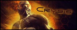 Crysis Banner by Cre5po