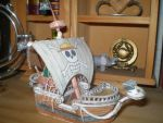 OP Going Merry papercraft by i-spangler