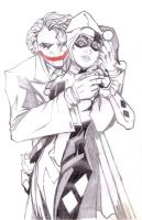 Joker and Harley! by Don04
