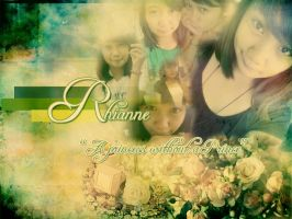Rhianne Wallpaper - Request by lnx03