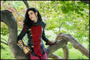 Asami Cosplay: In the Spirit Wilds by Mink-the-Satyr