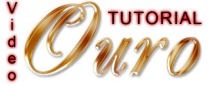 tutorial Font Gold by Designerzin