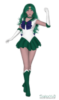 Sailor Neptune by Autumns-Muse