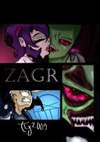 ZAGR Cover by toongrowner