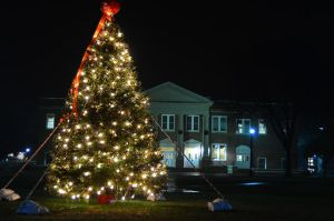 Christmas on Campus by CSX5344