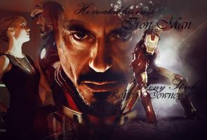 ... own Iron Man by FelisiaLettise