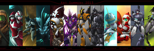 Art-summary-2013 by crimson-nemesis