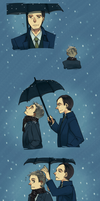 Sherlock - Winter mystrade by zzigae