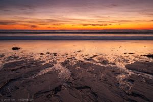 Like rivers in the sand by isotophoto