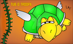 Tub-O-Troopa by Tutan-Koopa