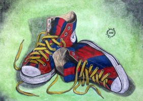 Imaginary All Stars by chiel1