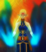 Impa by Astatos-Luna