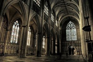 York Minster 3 by MB-Photo