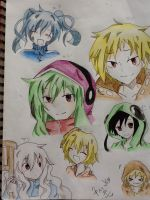 Kagerou Project Practice by KaruSuzume