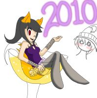 happy 2010 by OreoMilu