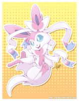 Sylveon by Nyaasu