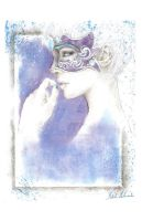 Mask of... NEW VERSION by girl-of-art