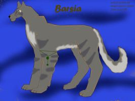 Barsia dear by lioness14