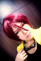 Free! Rin Matsuoka Trial by sabrelupe