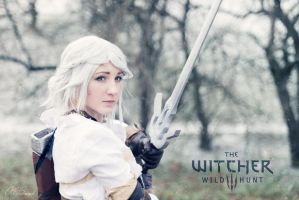 The lion cub of Cintra - The witcher 3 cosplay by Juri-cosplay