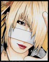 The Gazette- Reita by Benny-Duck