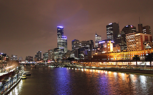 Yarra river by Mis-kin