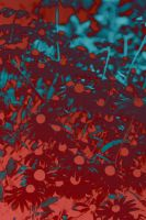 Abstract Flower Background 01 by dknucklesstock