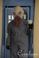 Doctor Who Photoshoot: The Ood by StrangeStuffStudios