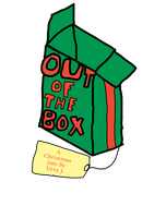 Out of The Box Art Jam Logo by Urvy1A