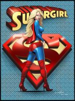 Supergirl - Commission by RexLokus