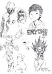 skets ndenks by Eryono