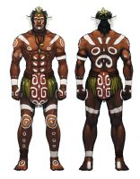 The Asmat by Yontanto