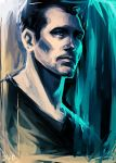 Peter Hale by AkiMao