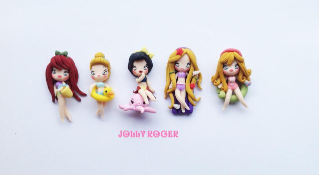 Summer princess collection by Mameah