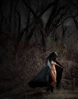 SOLITARY WITCH XIV by RareEarthGallery