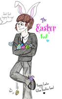 Happy Easter Beatles fans by Bane-Shadows
