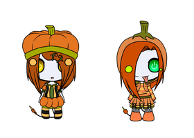 Pumpkin Ikons {{CLOSED}} by Tomboy-Kei