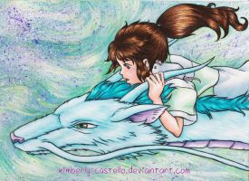 .:Spirited Away:. by kimberly-castello