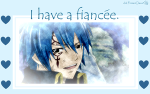 Fairy Tail Valentine: Jellal has a fiancee by FrozenClaws