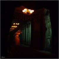 A Ghostly Bride by Cassiopeeh