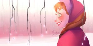 Princess of Arendelle by geryri