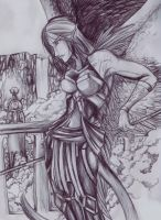 Calilome Valken - Ballpoint by Tigryph