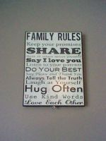 .:Family Rules:. by Dysartist