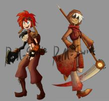 AUCDOPTION 1 - Steampunk . . . ish [CLOSED] by ReM-Swine