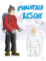 Mountain Rescue by henley