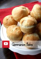Muffin Tin Bread by claremanson