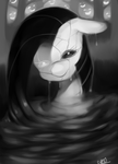 Ghosties That Giggle (Pie) by Dhui