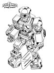 Power Ranger Food Force: MegaZord by wonderfully-twisted
