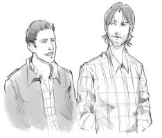 The Winchesters by Sellenin